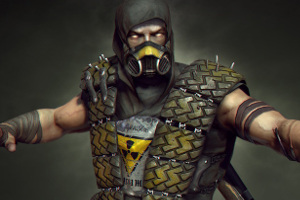 Mortal Kombat X Could Be Getting The Custom Controller Treatment