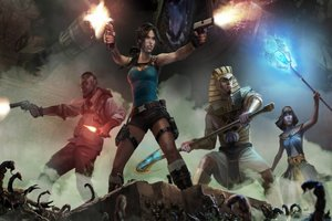 PlayStation 4: Lara Croft & The Temple Of Osiris Will Be Lighting Up Consoles & PC December 9th