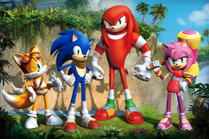 New Sonic Boom Trailer Explodes From E3