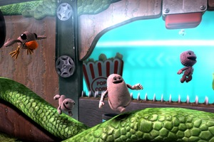 How LittleBigPlanet 3 Toggles Co-operative Conventions