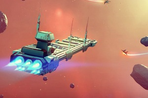 No Man's Sky Will Probably Outlive Planet Earth