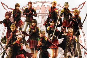 Final Fantasy Type-0 HD Trailer Enters The Fray Of War