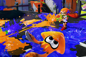 New IP Splatoon Bringing Eight Player Multiplayer To Wii U