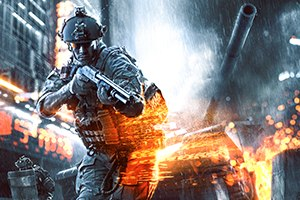 Battlefield 4 Gets A Nice New User Interface On Console