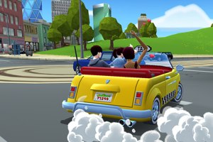 Interview: Kenji Kanno On Crazy Taxi City Rush & Developing For Mobile Devices