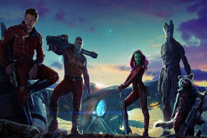 PlayStation 4: Guardians Of The Galaxy Will Be Blasting On To Zen Pinball 2 This Week