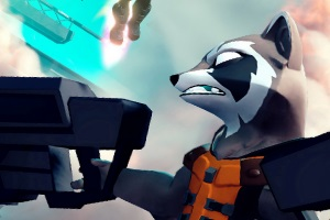 Guardians Of The Galaxy Coming To Disney Infinity 2.0