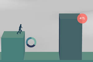 Vita Exclusive Metrico: Making Infographics Into Gameplay