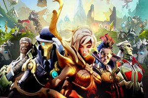 Gearbox Reveals Battleborn Five Player Campaign Gameplay Footage