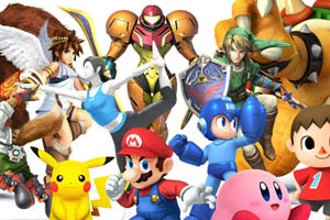 Super Smash Bros. For Wii U: Double The Players, Double The Fun