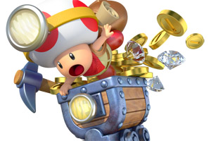 Super Sidekicks: Yoshi's Woolly World And Captain Toad Steal The Show