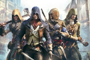 Teaming Up And Throwing Down In The Assassin's Creed Unity Co-Op Preview