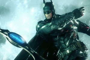 Scarecrow Has Some Words For Batman In Latest Arkham Knight Trailer