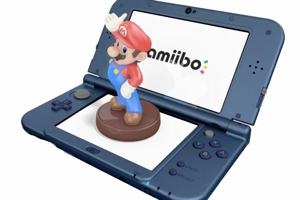 The Three Amiibos: Hands On With Nintendo's Plastic Playthings