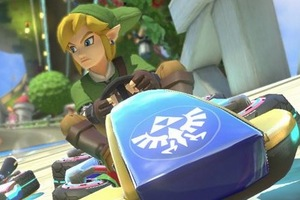 Mario Kart 8 DLC Includes Zelda & Animal Crossing Characters And Tracks