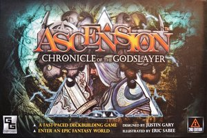 Build Your Deck Up As Ascension: Chronicle Of The Godslayer Confirmed For Vita