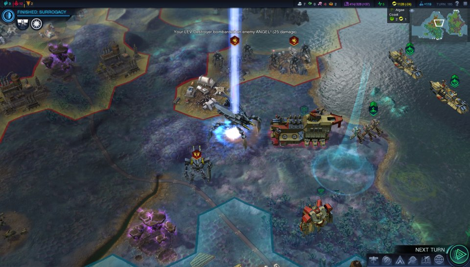 Deciding The Fate Of Mankind In Civilization: Beyond Earth