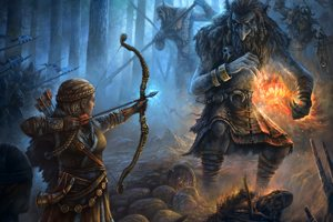 Exploring The Procedural And Mythological World Of Runemaster