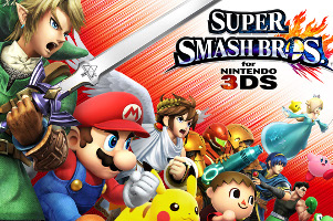 Review Round-Up - Super Smash Bros. 3DS