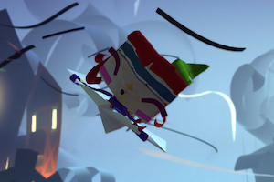 Unfolding The Delights Of Tearaway's Expanded Papercraft World On PS4
