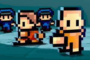 Busting Out Of Jail In The Escapists Early Access
