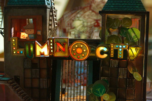 Making A Scene With Lumino City