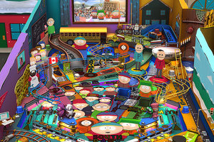 Zen Pinball 2 Getting South Park Tables This Week