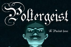 Poltergeist: A Pixelated Horror Casts You As A Ghost From This Week On Vita & PC