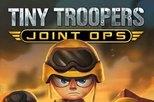 Tiny Troopers: Joint Ops Releases On PS3 & Vita On October 29th