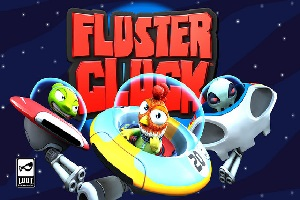 Fluster Cluck Review (PS4)