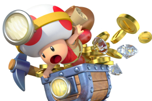 Captain Toad Launch Moved Forward, Available Next Monday