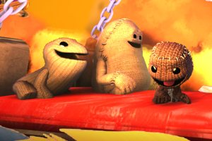 Watch Us Play A Bit More LittleBigPlanet 3