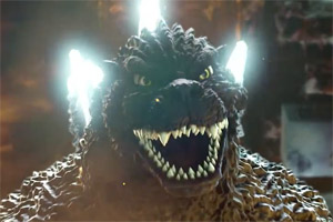 Godzilla Smashes His Way Through A New Japanese PS3 Trailer