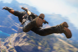 Tons Of New Just Cause 3 Screens Feature Car Surfing, Parachuting & Explosions