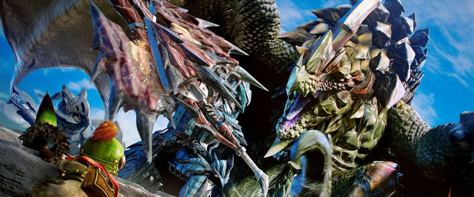PlayStation Vita And The Search For Its Next Monster Hunter