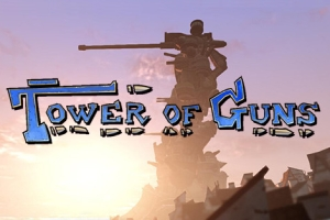 Old School Shooter Tower Of Guns Is Coming To PlayStation