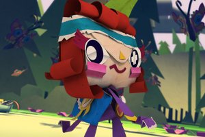 On The Paper Trail: Discovering Tearaway Unfolded's New Controls