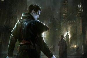Watch 15 Minutes Of Dontnod's Vampyr In Action