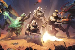 Masters Of The Galaxy Expansion Drops Into Helldivers Tomorrow