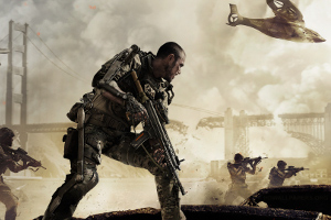 New Call Of Duty: Advanced Warfare DLC Comes To PlayStation Platforms