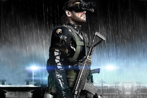 Jay Basu Hired To Write The Metal Gear Solid Movie
