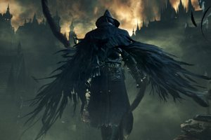 Bloodborne Is Getting A Game Of The Year Edition Alongside The Old Hunters