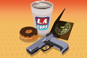 LA Cops Busting On To PS4 April 22nd In Europe