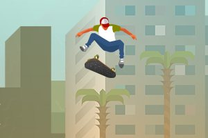 OlliOlli 2 Adds Combo-Rush Local Multiplayer In Free Update