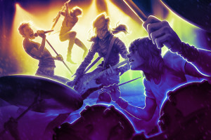 Rock Band 4's May Update Includes Battleborn's Thorn And Miko