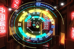 Musical Puzzler Sentris Announced For PS4