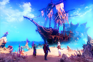 Frozenbyte Confirms Trine 3: The Artifacts Of Power, Out This Year