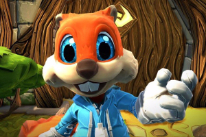 Conker's Big Reunion Coming To Project Spark