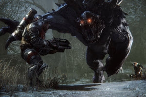 First Evolve DLC Pack Coming March 31st, Gameplay Video Released