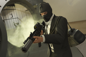 GTA V's Online Heists Shine, But Structure And Server Issues Let Them Down